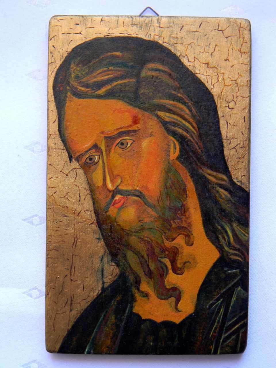 Beata-Sztark-JAN-ZWIASTUN-DEISUS-drewno tekowe-olej-19,5x12