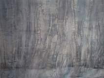 Ryszarda Łucja Jagielska -PODWODNE ŚWIATY - akryl - 100x70
