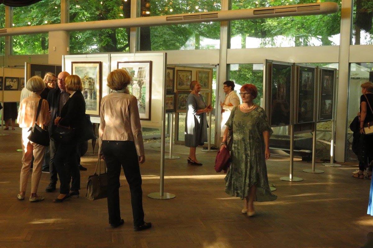 48 Międzynarodowa Wystawa Obrazów Malujących Architektów