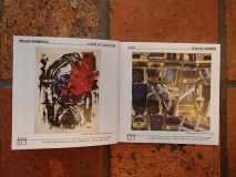 Katalog wystawy  NOTRE DAME DE PARIS – 85ème exposition internationale AAA Ligne et Couleur w ratuszu V dzielnicy Paryża / 2020