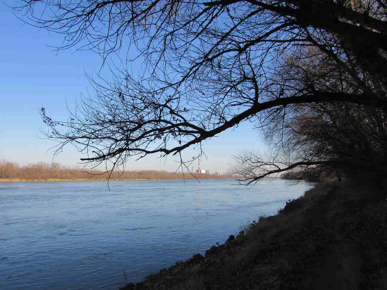 Joanna Adamek - Rzeka w mieście - Fotografia