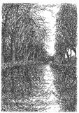 Bartek-Biełyszew-CANAL DI MIDI FRANCE - Piórko - A4