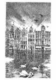 Bartek-Biełyszew-CLIMAT CHANGE (in Brussels) - piórko - A4