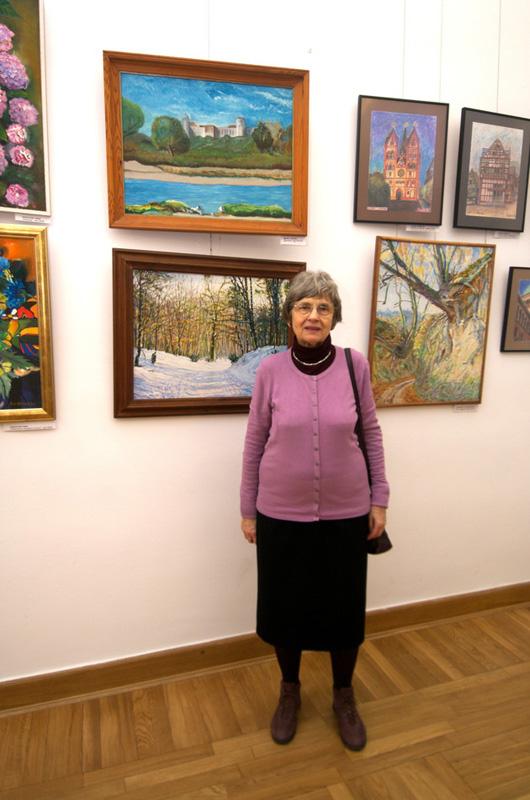 SALON JESIENNY wystawa obrazów Koła Plener OW SARP