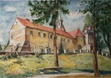 Stanisław ZALESKI - Koło Plener OW SARP