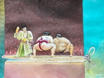 Andre-Mrowiec-SUMO-I-akryl-50x70
