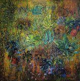 Adam-Piotr-Rutkowski-Z cyklu -WILDLIFE- W 5- olej-na-płótnie-100x100