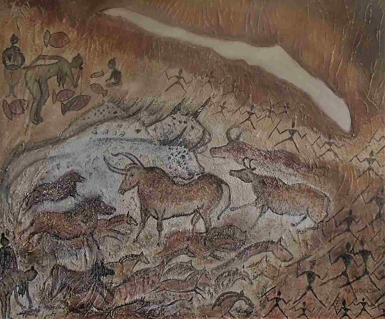 Ryszarda-Łucja-Jagielska-OBFITOŚĆ akryl 100x120