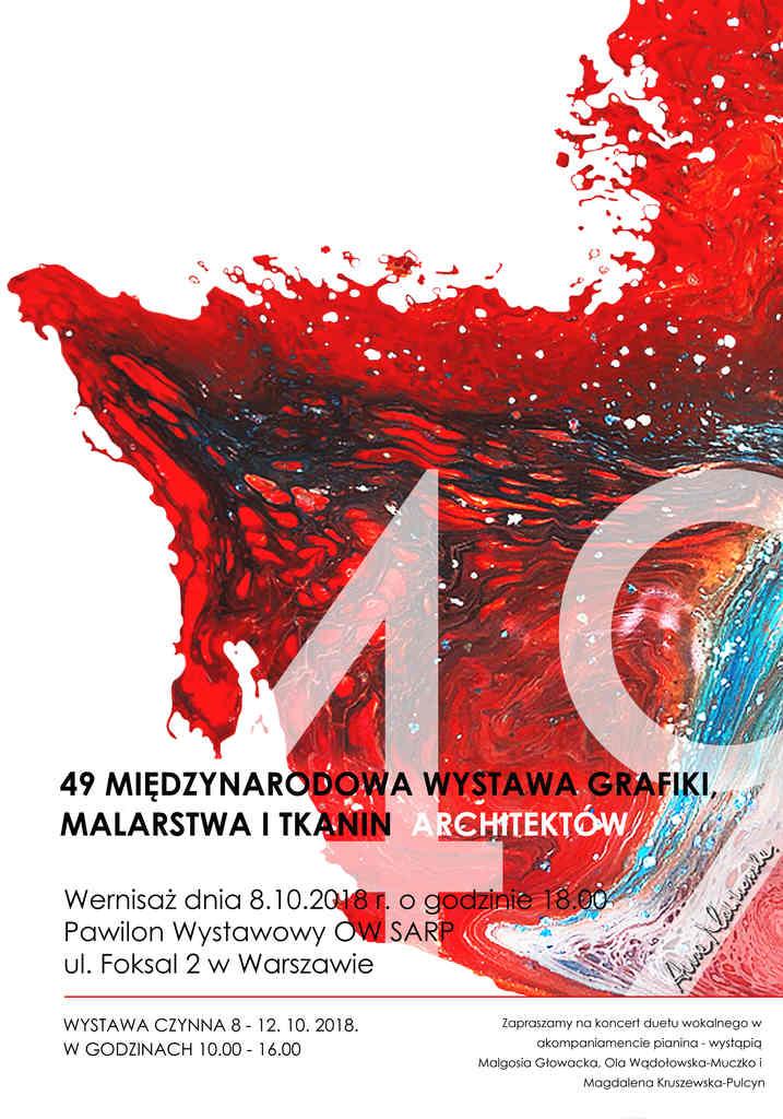 autor plakatu: Anna Malikowska