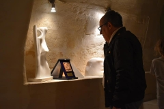 STRUCTURA – XXVIII AAA Ligne et Couleur Exhibition Matera Italy 2019