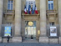 """MIROIR - """"83e SALON INTERNATIONAL LIGNE ET COLULEUR"""" - PARIS"""
