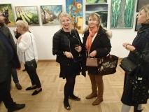 Anna Andraczke - SALON JESIENNY 2019 - Sala Lustrzana - Pałac Zamoyskich