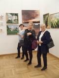 Anna Andraczka, Barbara Targowska - SALON JESIENNY 2019 - Sala Lustrzana - Pałac Zamoyskich