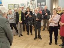 SALON JESIENNY 2019 - Sala Lustrzana - Pałac Zamoyskich