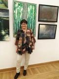 Ryszarda Łucja Jagielska - SALON JESIENNY 2019 - Sala Lustrzana - Pałac Zamoyskich